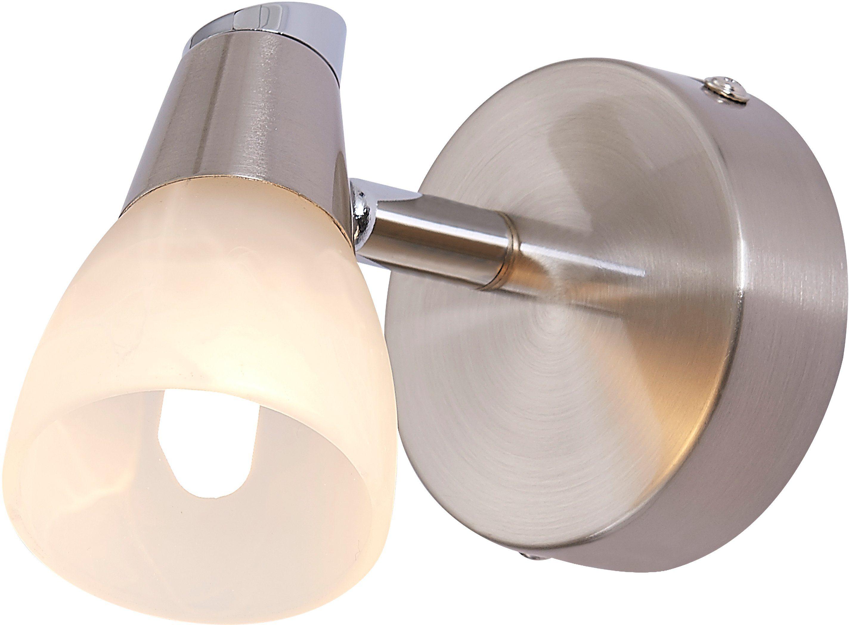 Nino Leuchten LED Wandleuchte »LAIKA«, 1-flammig