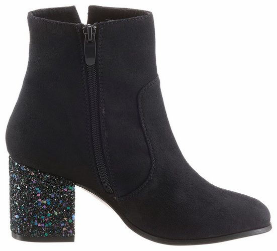 Arizona Ankle Boot, With Sales In The Trendy Glitter-look