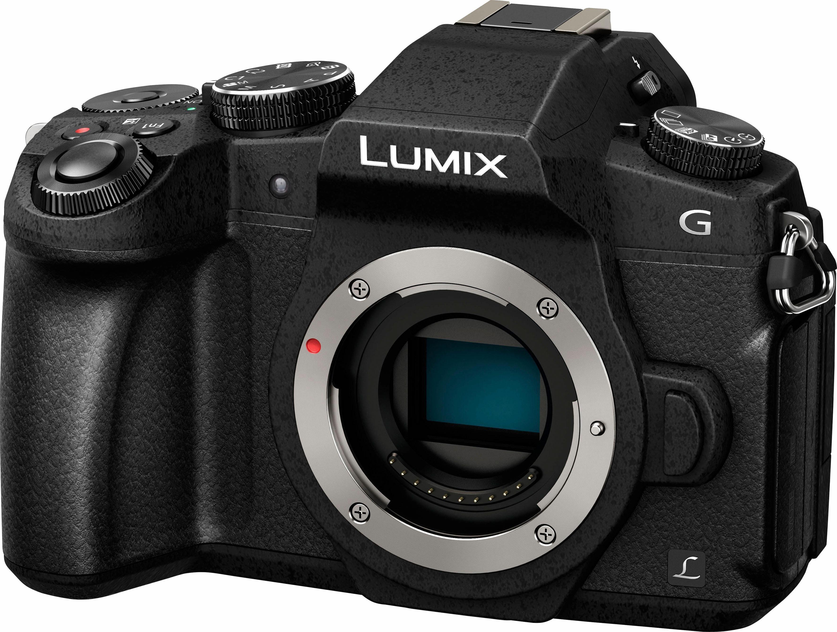 Panasonic Lumix DMC-G81EG-K Body