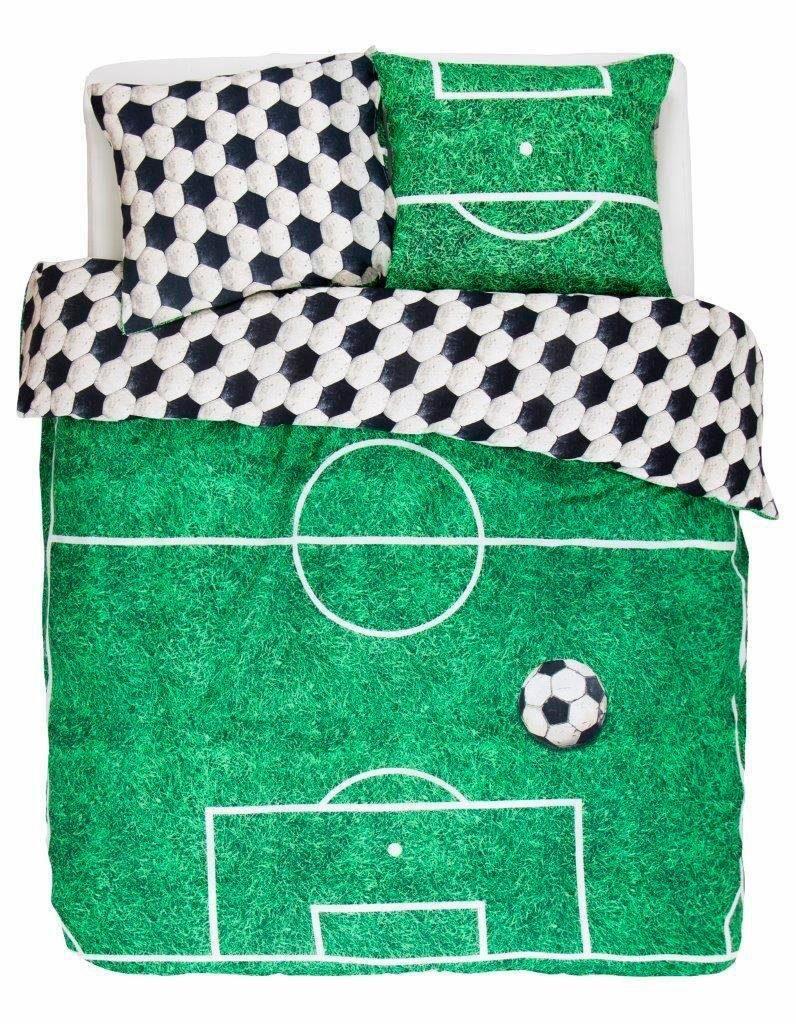 Jugendbettwäsche, Covers & Co, »Soccer«, im Fußball Design