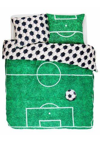 COVERS & CO Постель »Soccer« чехол &am...