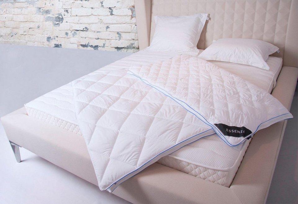 4 jahreszeitenbett essenza essenza sela deckbett 4. Black Bedroom Furniture Sets. Home Design Ideas