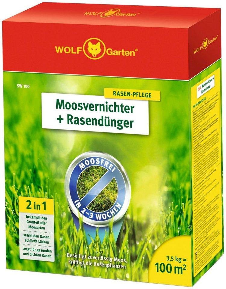 WOLF GARTEN Dünger | Garten > Pflanzen > Dünger | Bunt | Eisen | WOLF-Garten