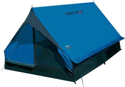 High Peak Hauszelt »Minipack«, Personen: 2 (Set, mit Transporttasche)