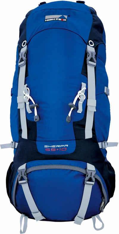 a662f9fe53f25 High Peak Trekkingrucksack »Rucksack Sherpa«