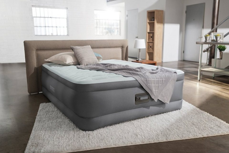 intex luftbett mit integrierter elektropumpe premaire airbed online kaufen otto. Black Bedroom Furniture Sets. Home Design Ideas
