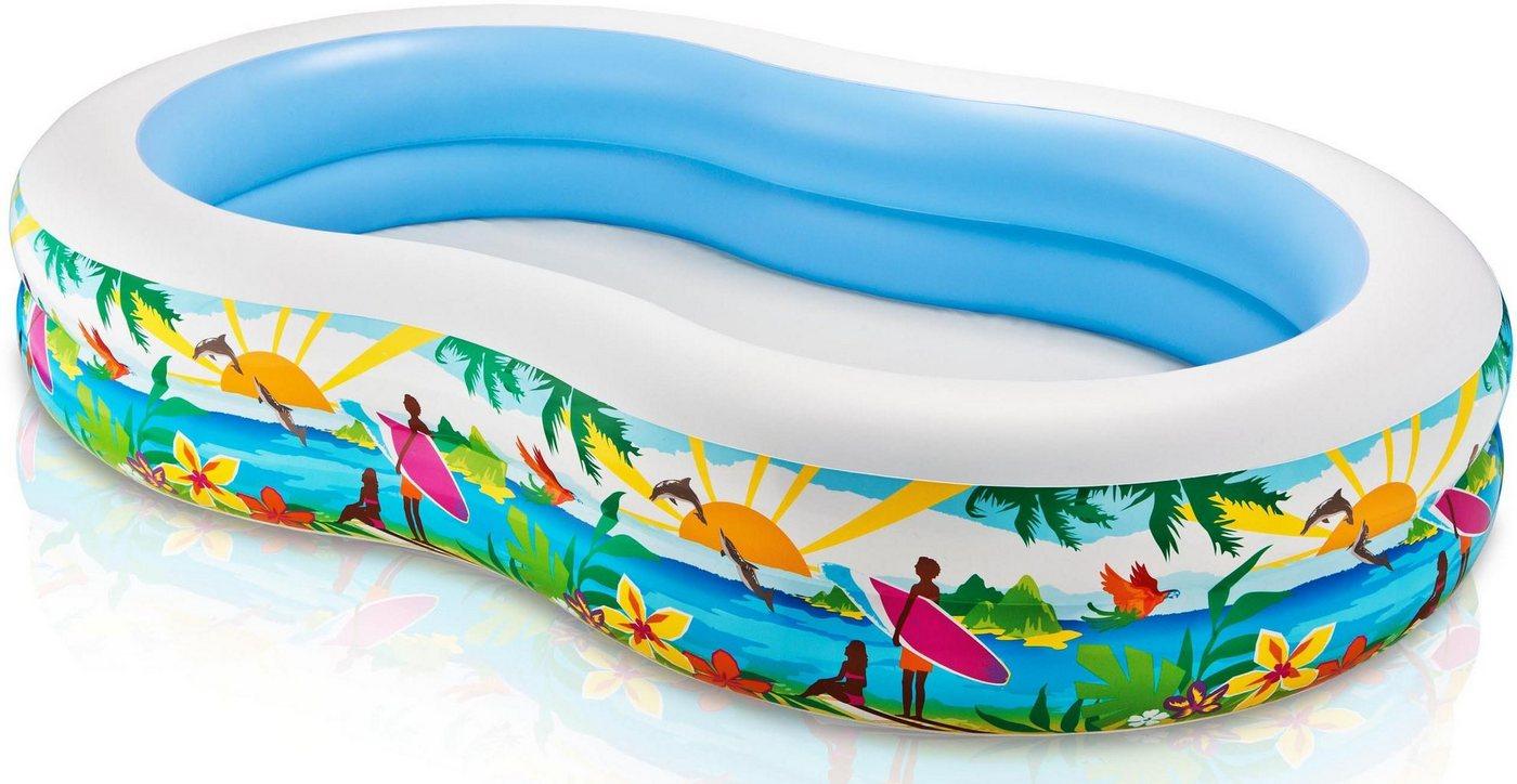 Intex Pool »Swim Center Paradise Pool«