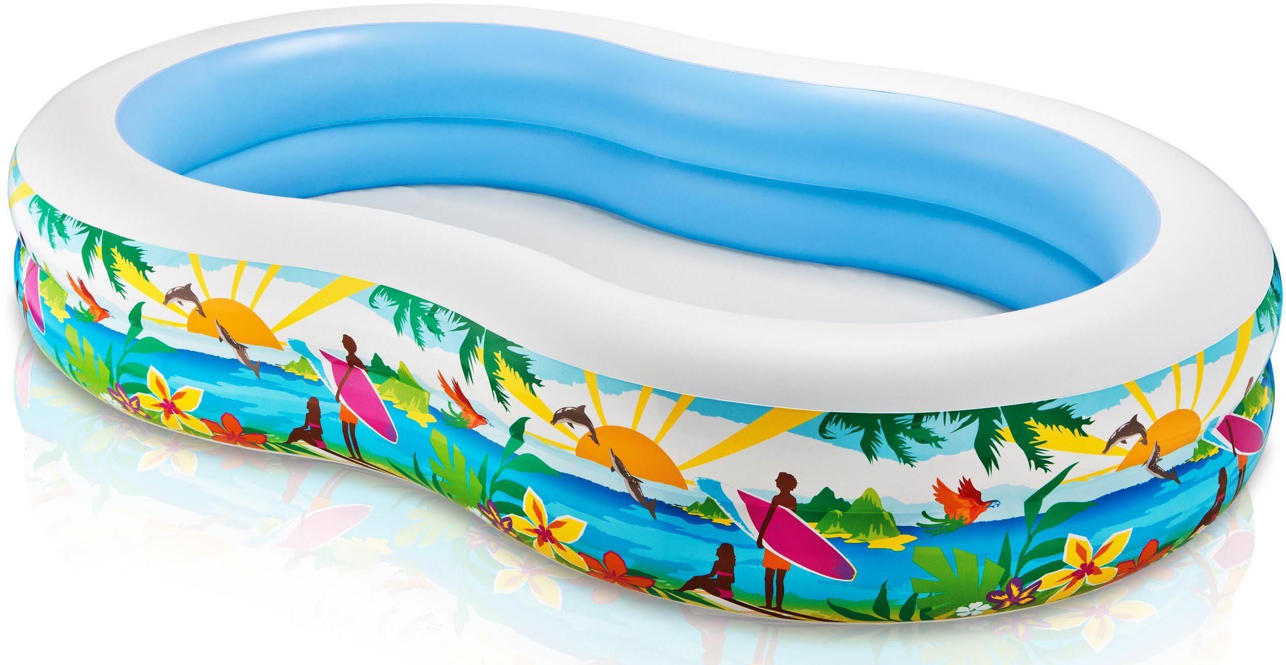 Intex Pool, »Swim Center Paradise Pool«