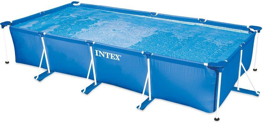 Intex Pool, »Metal Frame Pool Rectangular«
