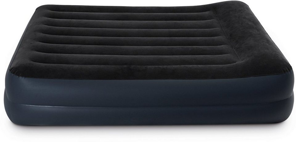intex luftbett pillow rest raised bed queen otto. Black Bedroom Furniture Sets. Home Design Ideas