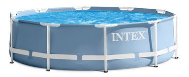 Intex pool prism frame pool online kaufen otto for Poolfolie montieren