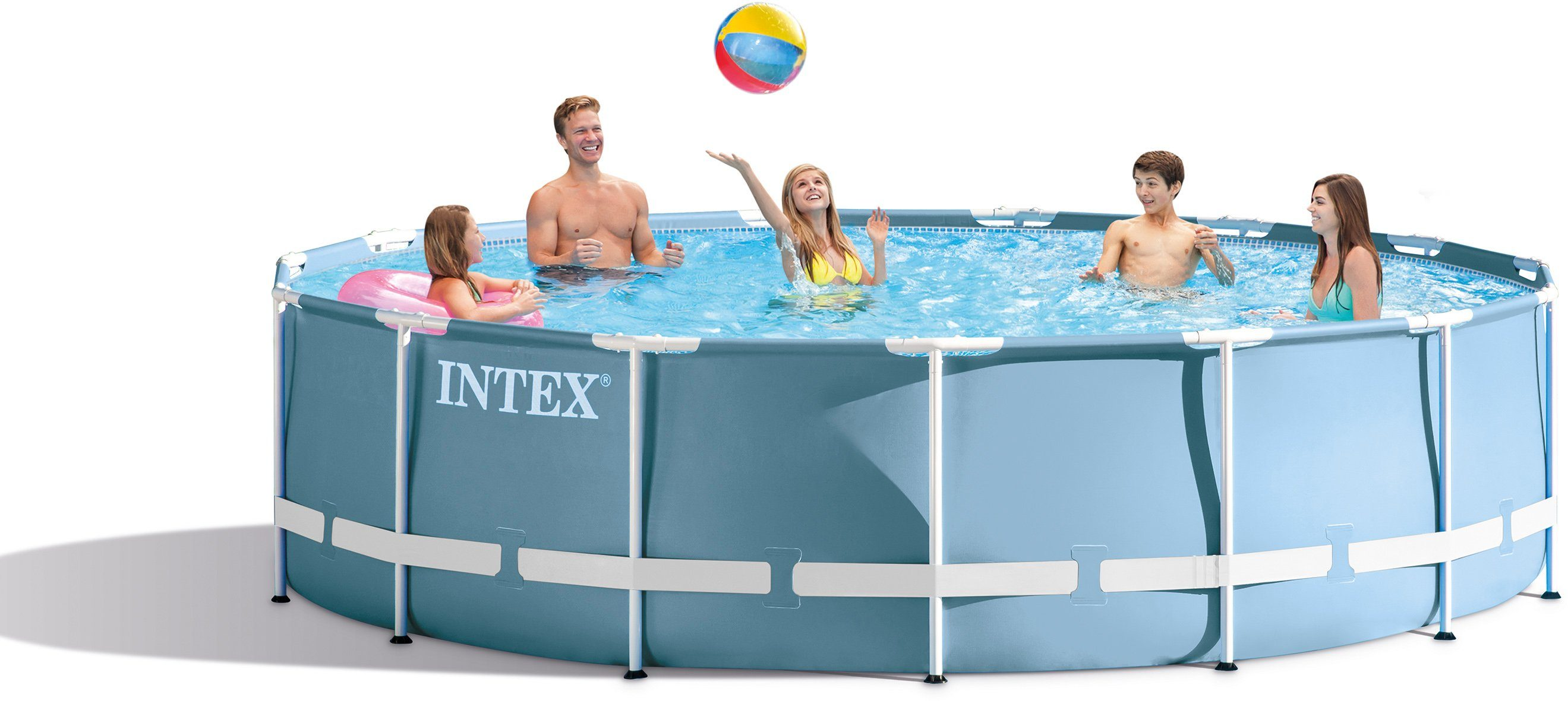 Intex Pool-Komplettset, »PRISM Frame Pool-Komplettset«