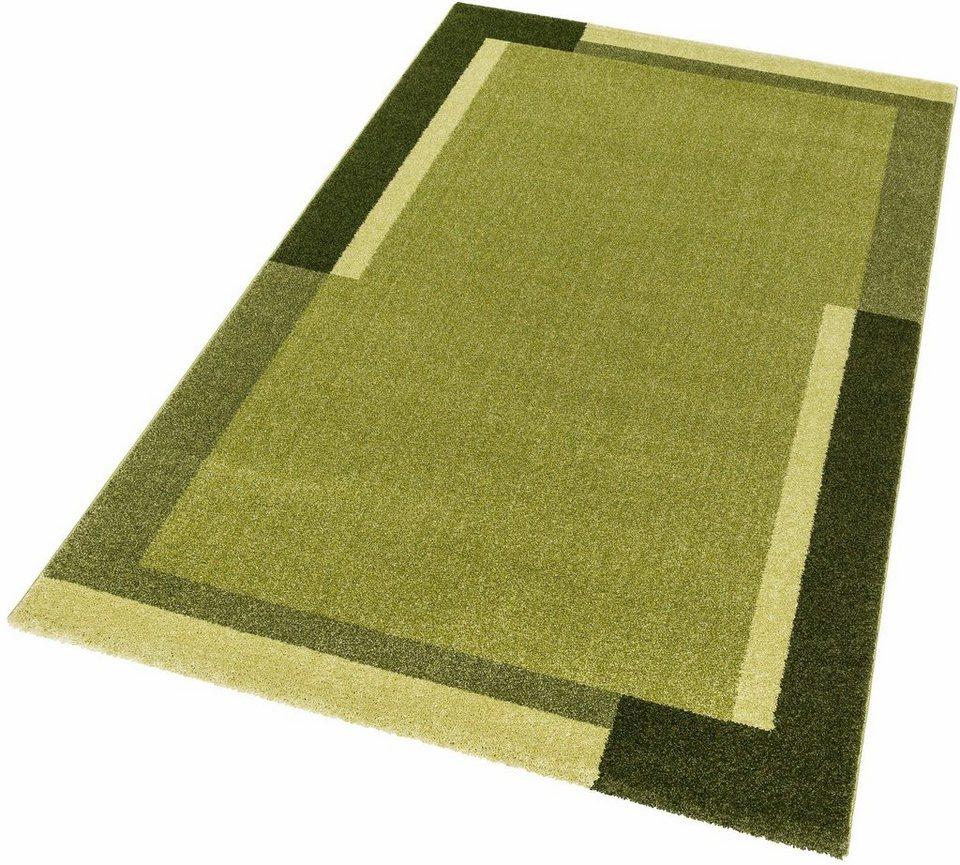 Teppich, Astra, »Samoa«, gewebt in grün