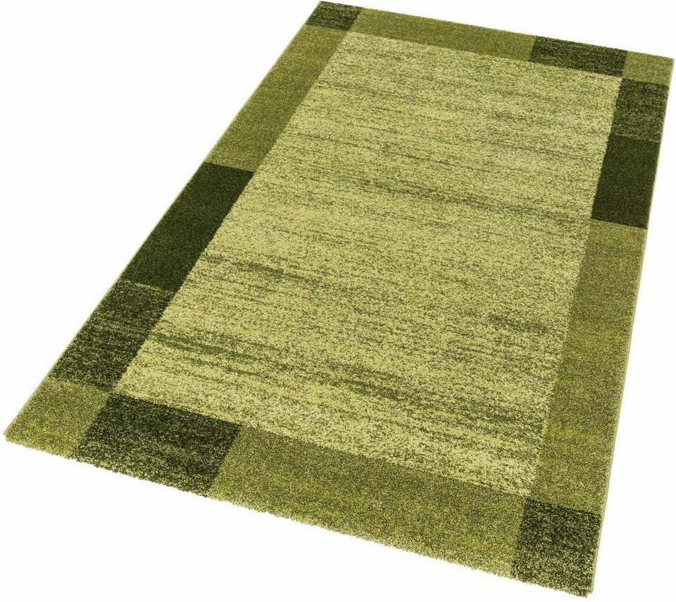 Teppich, Astra, »Samoa Bordüre 2«, gewebt in grün