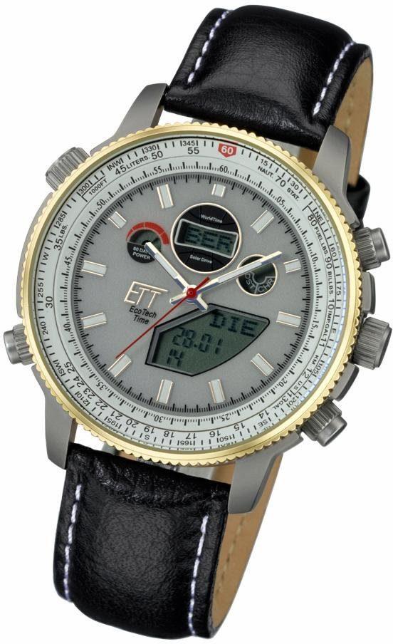 ETT Funkchronograph »EGT-11201-11L«