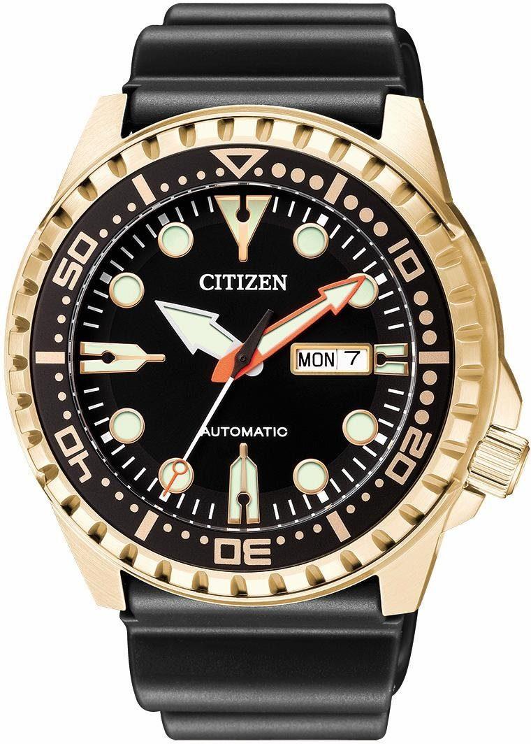 Citizen Automatikuhr »NH8383-17EE«