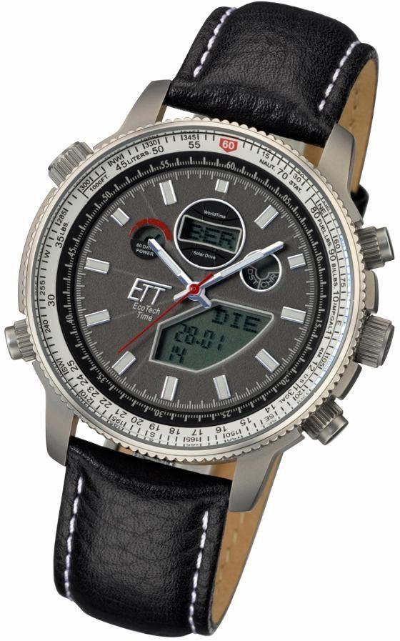 ETT Funkchronograph »EGT-11197-21L«