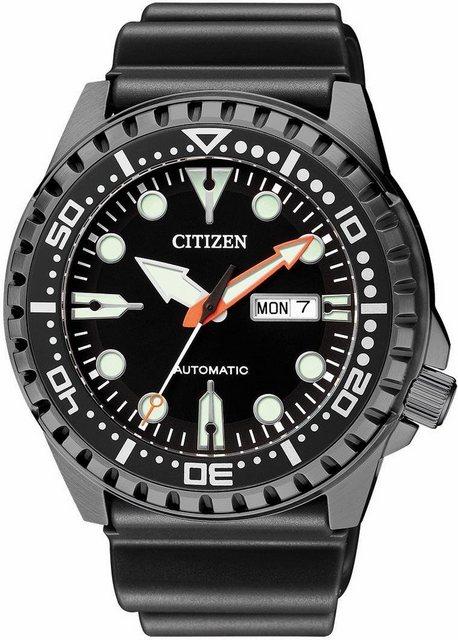 Citizen Automatikuhr »NH8385-11EE« | Uhren > Automatikuhren | Schwarz | Citizen