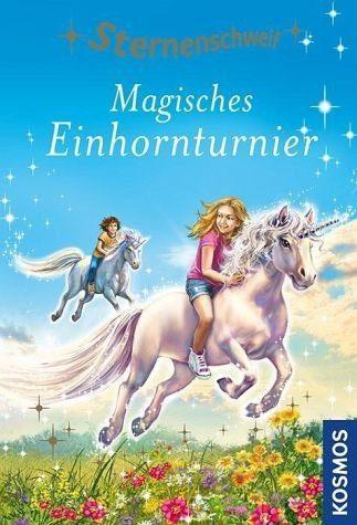Gebundenes Buch »Magisches Einhornturnier / Sternenschweif Bd.53«