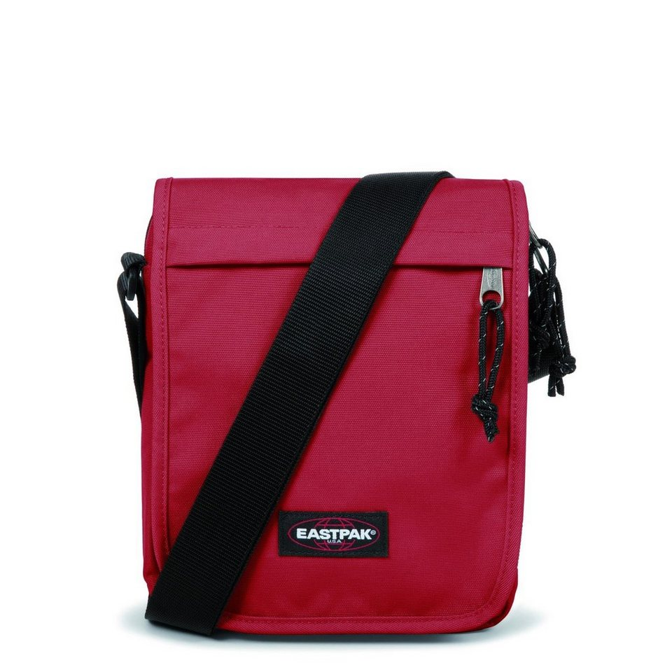 EASTPAK Authentic Collection 17 Flex II Umhängetasche 25 cm in raw red