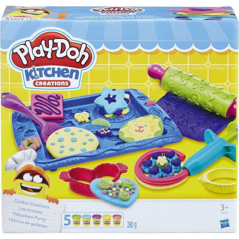 Hasbro Play-Doh Kitchen Plätzchen Party kaufen