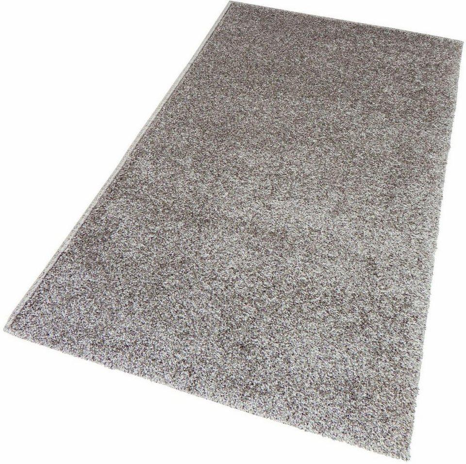 Teppich, Astra, »Samoa Uni«, gewebt in grau