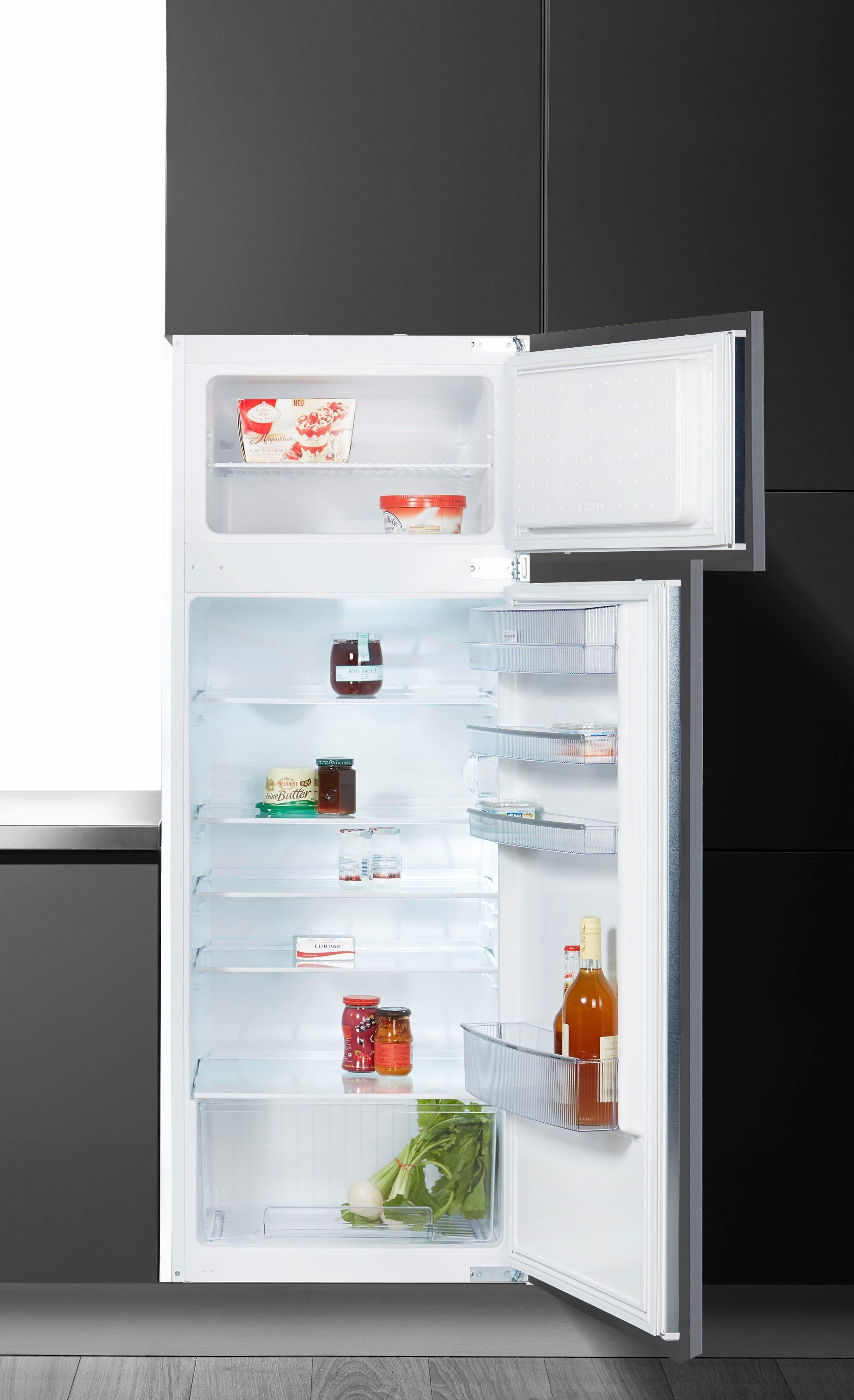 NEFF Einbaukühlschrank KT534A2 / K1674X8, 144,6 cm hoch, 54,5 cm breit, Energieeffizienzklasse: A++, 144,6 cm hoch