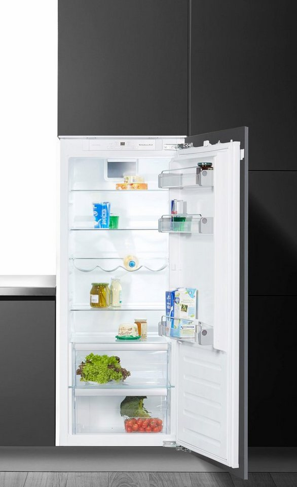 KitchenAid Vollintegrierer Kühlschrank KCBNS 14600, A++, 140 cm - Preisvergleich