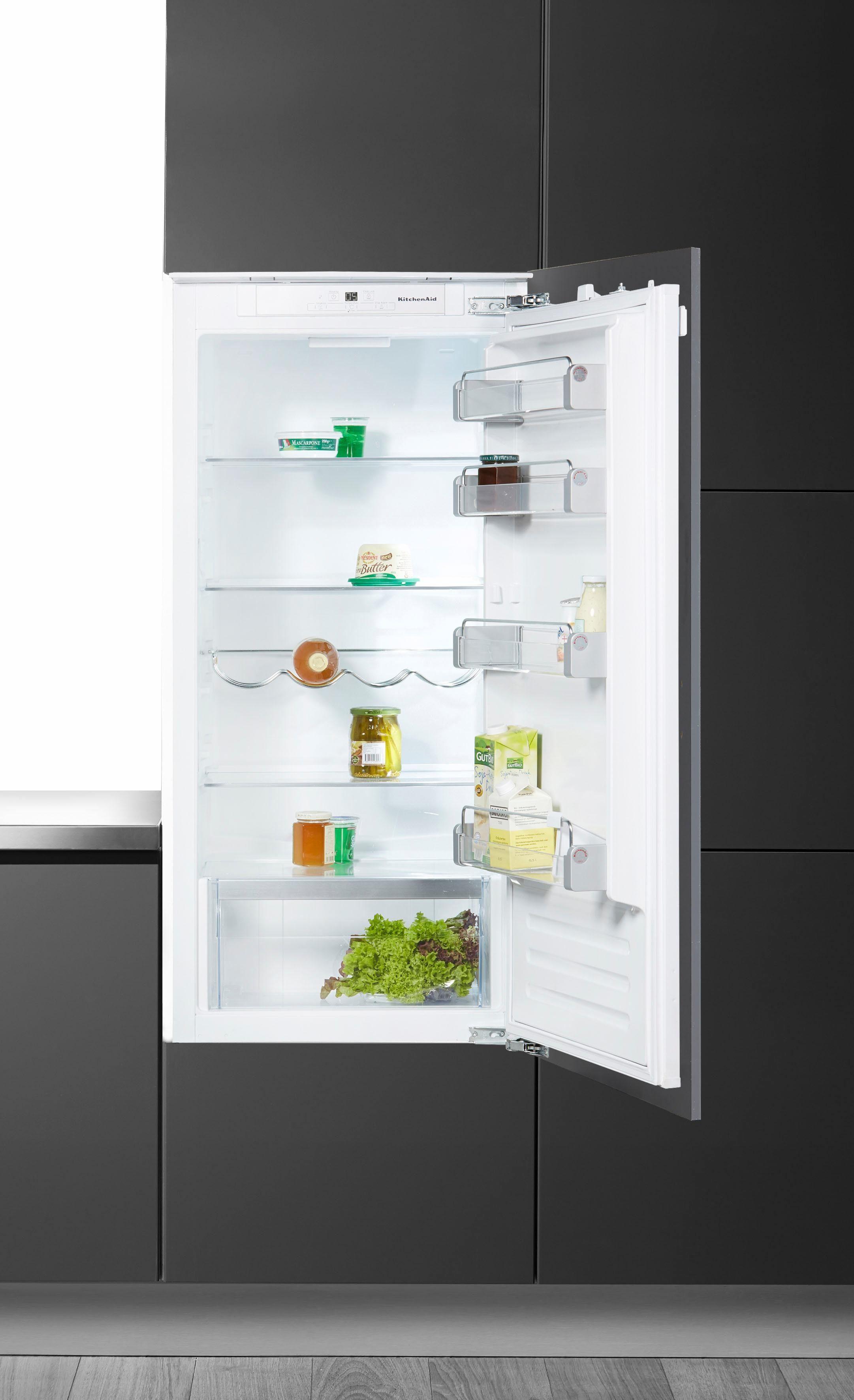 KitchenAid Kühlschrank KCBNS 12600, 122 cm hoch, 55,7 cm breit
