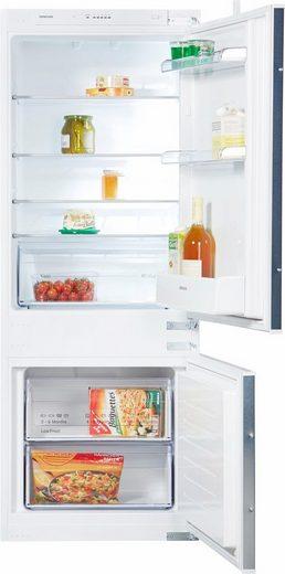 Constructa Einbaukühlgefrierkombination CK567VS30, 144,6 cm hoch, 54,5 cm breit, Energieeffizienzklasse: A++, 144,6 cm hoch