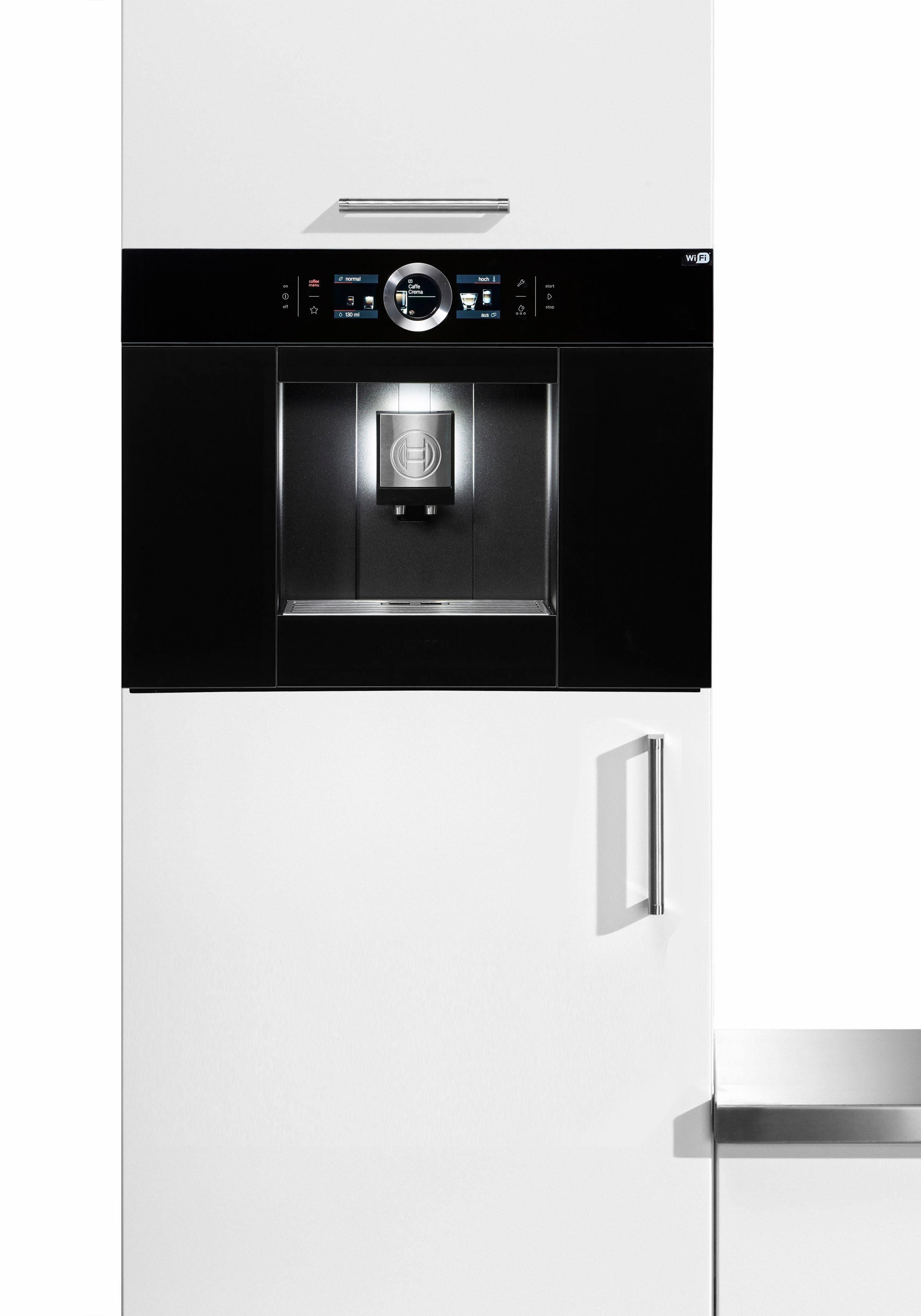 BOSCH Einbau-Kaffeevollautomaten CTL636EB6