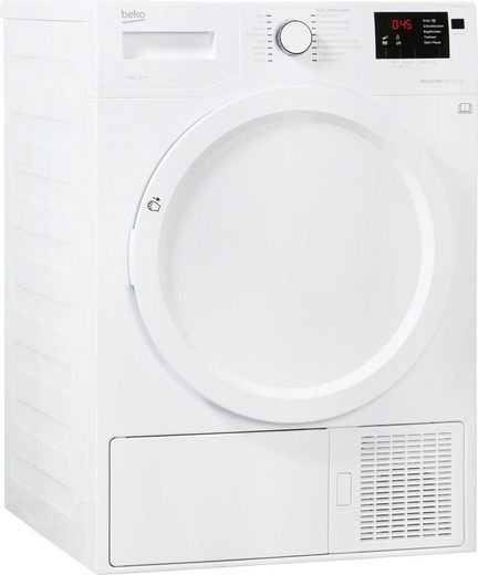 BEKO Wärmepumpentrockner DE 8433 PA0, 8 kg