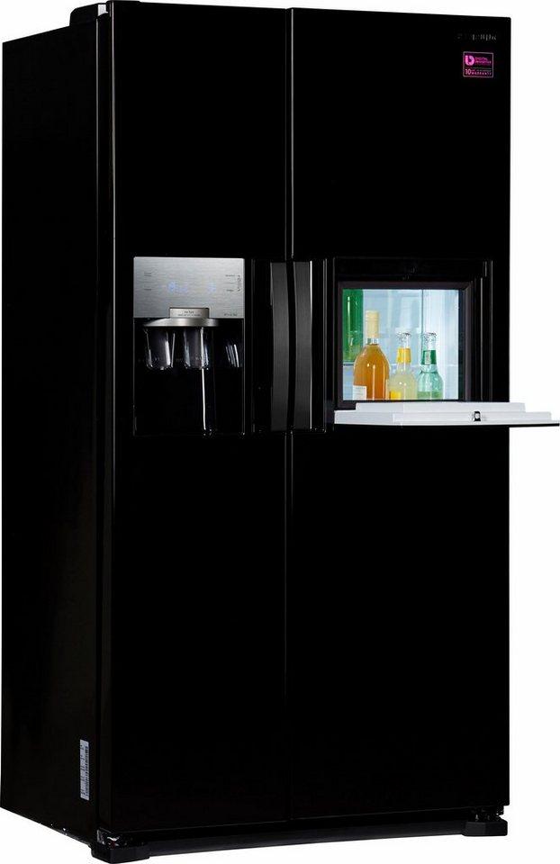 samsung side by side rs7778fhcbc ef 178 9 cm hoch 91 2 cm breit online kaufen otto. Black Bedroom Furniture Sets. Home Design Ideas