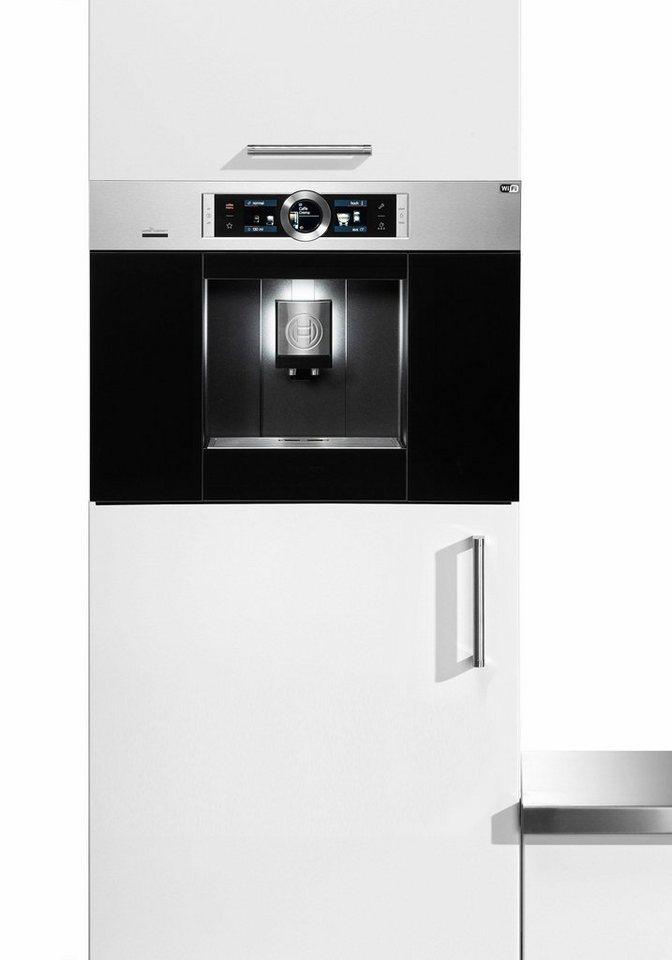 bosch einbau kaffeevollautomat ctl636es6 kaufen otto. Black Bedroom Furniture Sets. Home Design Ideas
