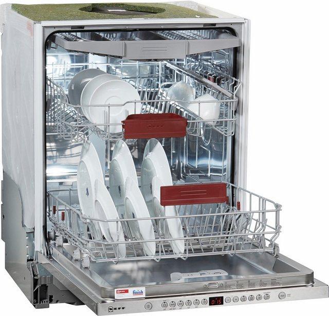 Küchengroßgeräte - NEFF vollintegrierbarer Geschirrspüler GV3600K, S513K60X0E, 9,5 l, 13 Maßgedecke  - Onlineshop OTTO
