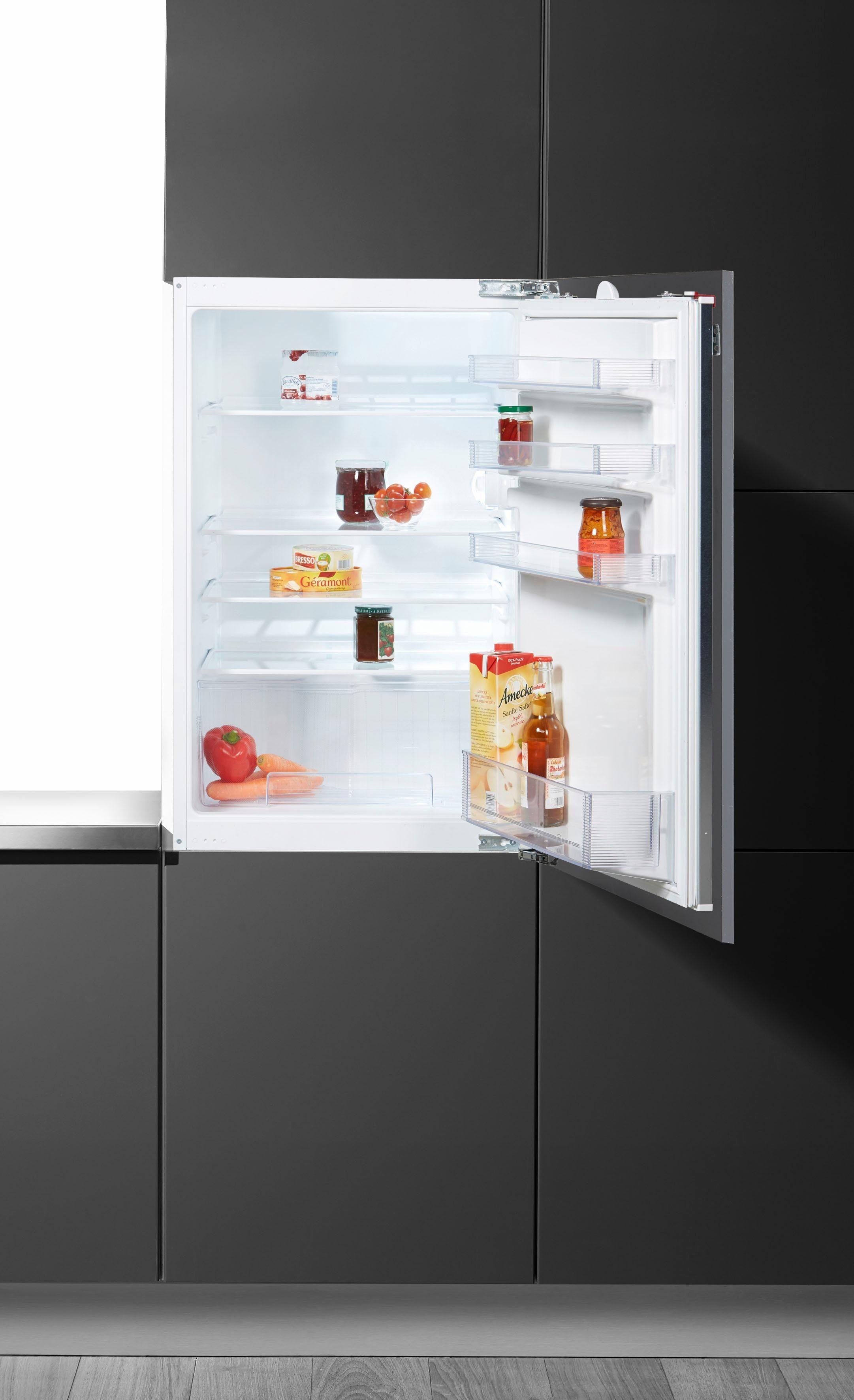Neff integrierbarer Einbaukühlschrank K215A2 / K1515X8, Energieklasse A++, 87,4 cm hoch