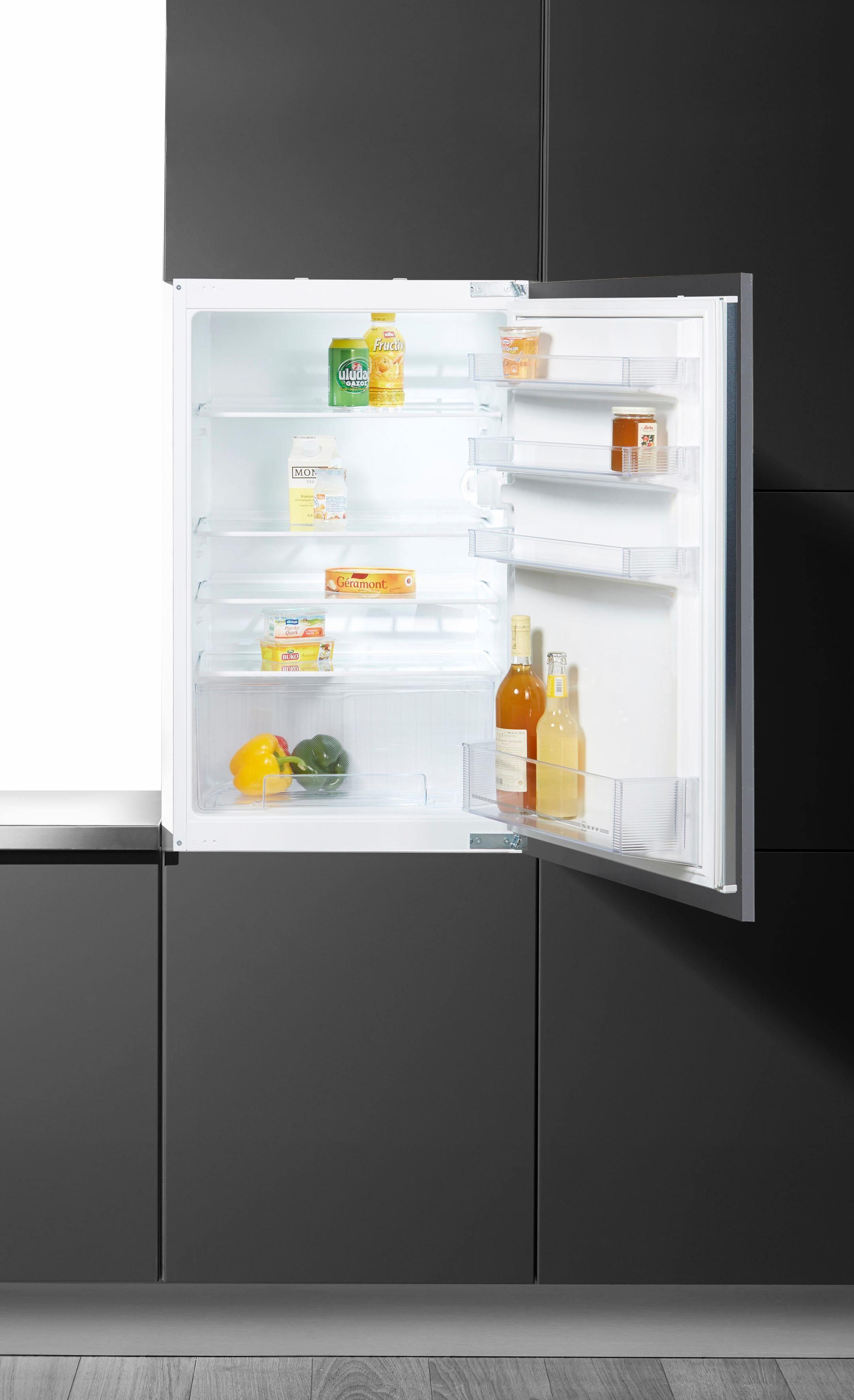 Neff integrierbarer Einbaukühlschrank K214A2 / K1514X8, Energieklasse A++, 87,4 cm hoch