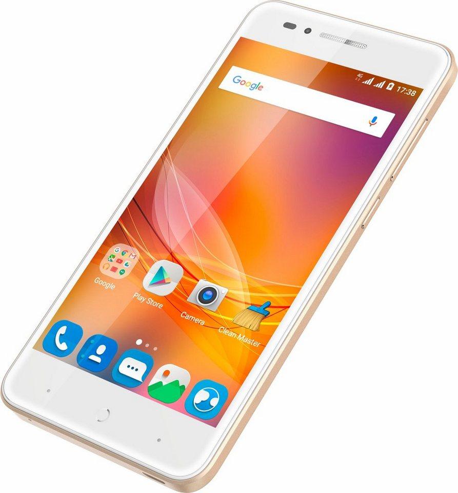 ZTE Blade A612 Smartphone, 12,7 cm (5 Zoll) Display, LTE (4G), Android 7.0, 13,0 Megapixel - Preisvergleich