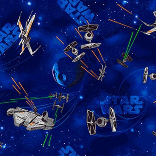 ANDIAMO Teppichboden »Star Wars«, Breite 400 cm