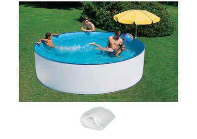 Summer Fun Set: Rundpool, 2-tlg., in 3 Größen Sale Angebote Griesen