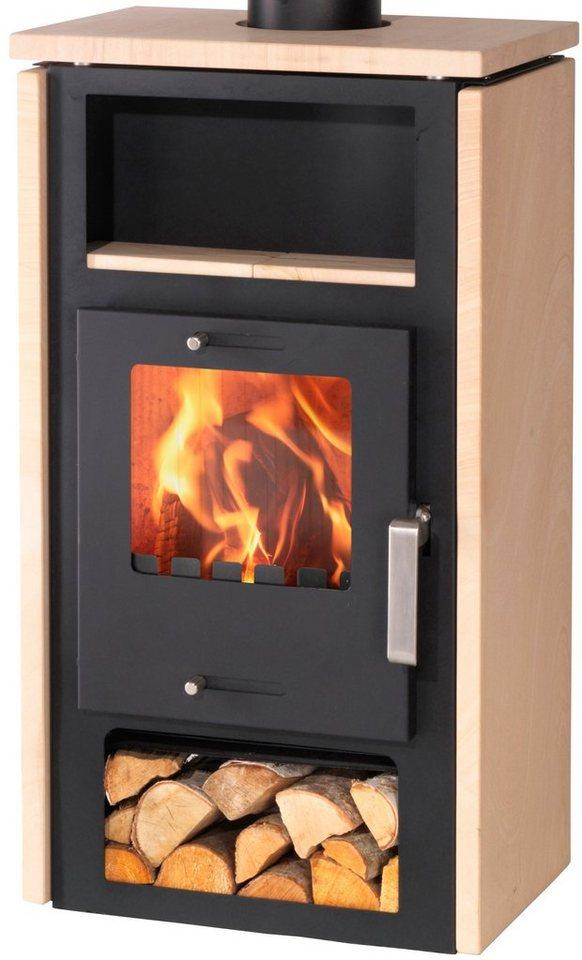 techfire kaminofen riga sandstein 7 2 kw tee und holzfach online kaufen otto. Black Bedroom Furniture Sets. Home Design Ideas