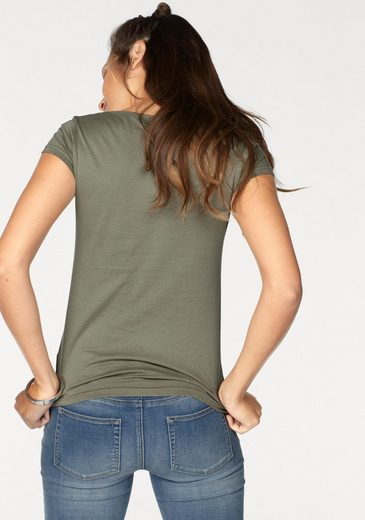AJC T-Shirt, mit Eule