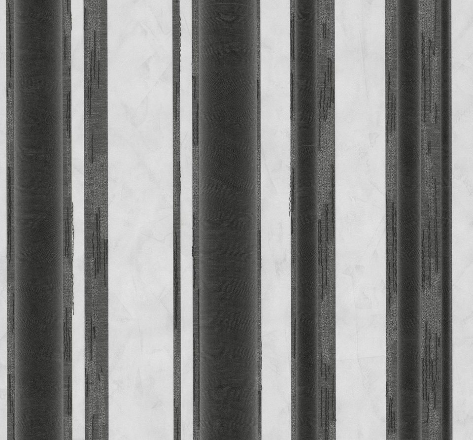 vliestapete guido maria kretschmer tapeten streifen. Black Bedroom Furniture Sets. Home Design Ideas