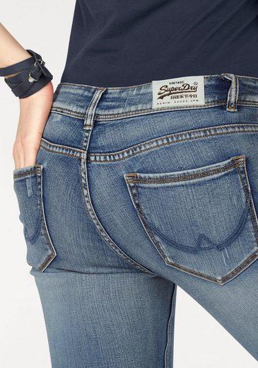 Superdry Skinny-fit-Jeans CASSIE SKINNY