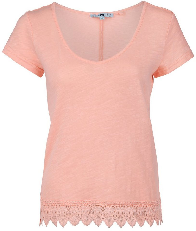 myMO T-Shirt in aprikose