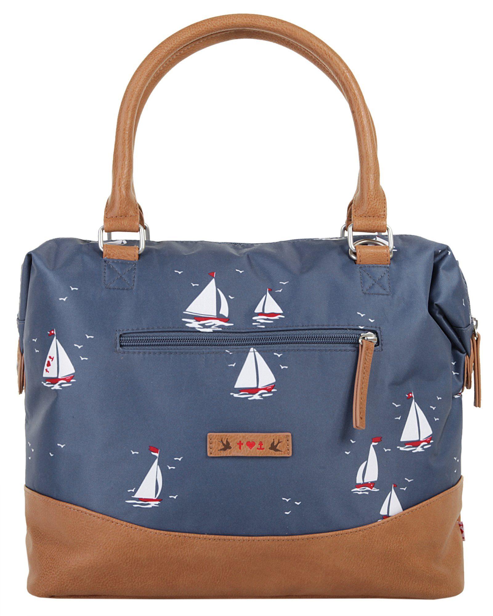 blutsgeschwister Handtasche »ESTERHAZY ELLBOW BAG«