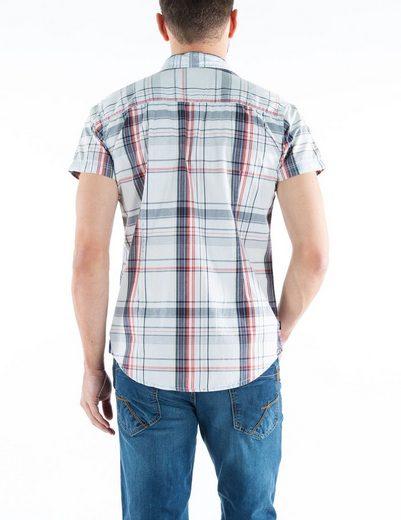 TIMEZONE Hemden (kurzarm) Travis Shirt shortsleeve