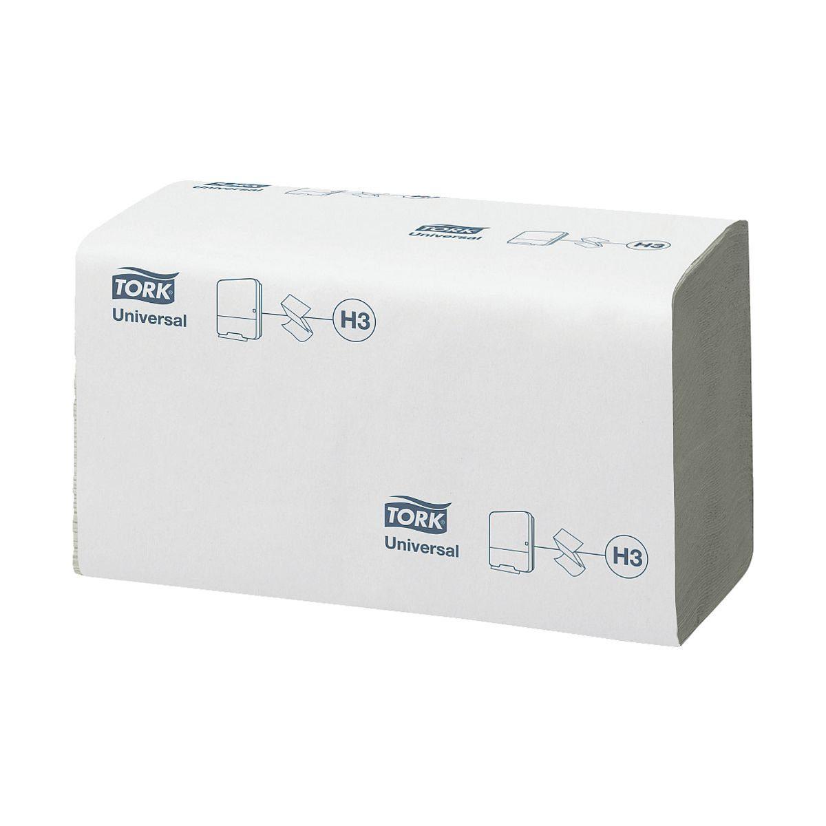 TORK Papierhandtücher 1-lagig grün Z-Falzung 4000 Blatt