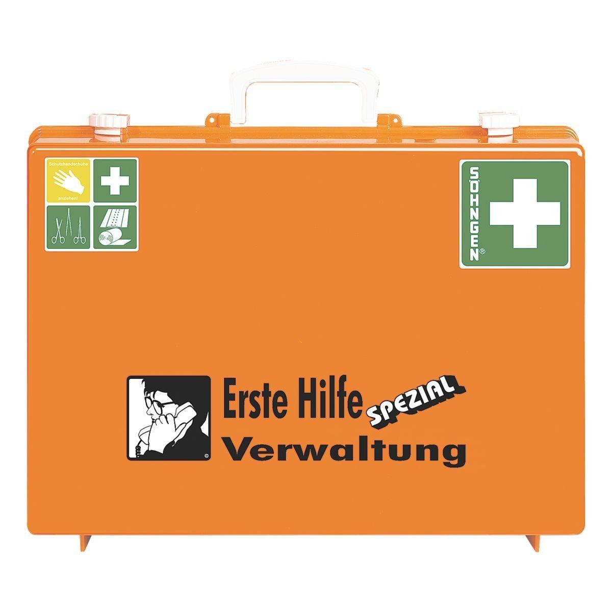 SOEHNGEN Erste Hilfe Koffer »SPEZIAL MT-CD Verwaltung«