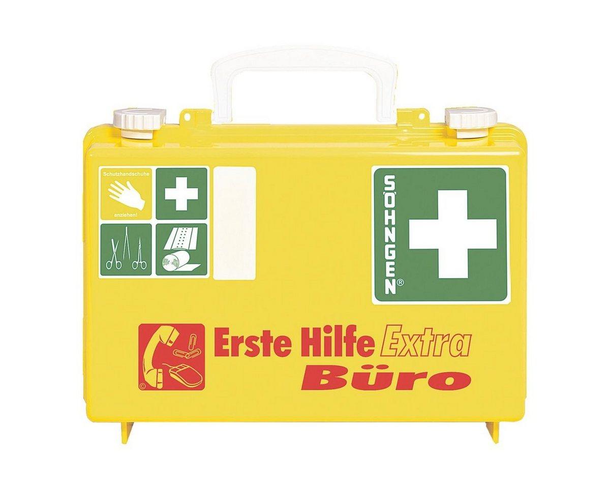 SOEHNGEN Erste Hilfe Koffer »extra BÜRO QUICK-CD«